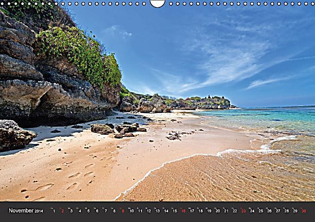 Bali - Insel der Götter (Wandkalender 2014 DIN A3 quer