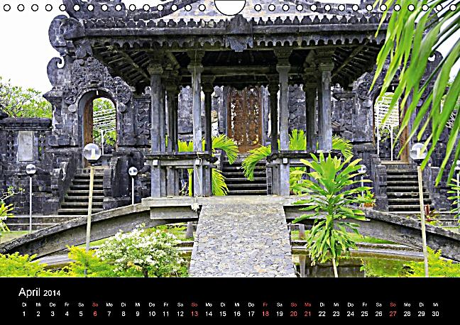 Bali (Wandkalender 2014 DIN A4 quer) - Produktdetailbild 4