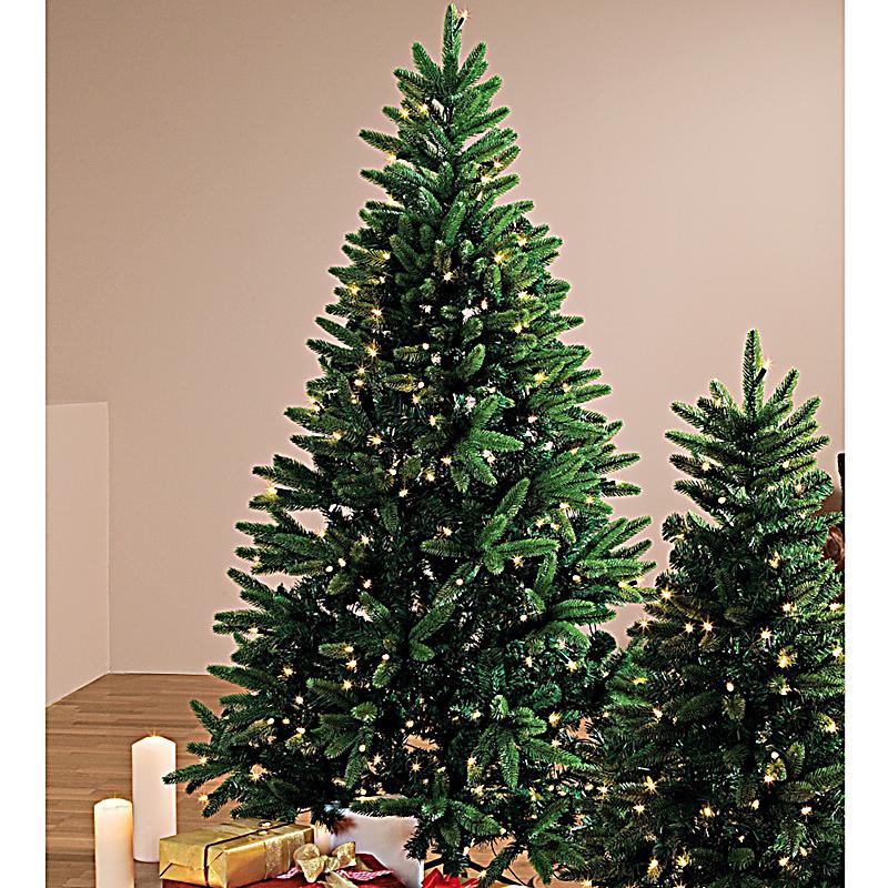 Produktdetail ansicht - Beleuchteter tannenbaum kunststoff ...