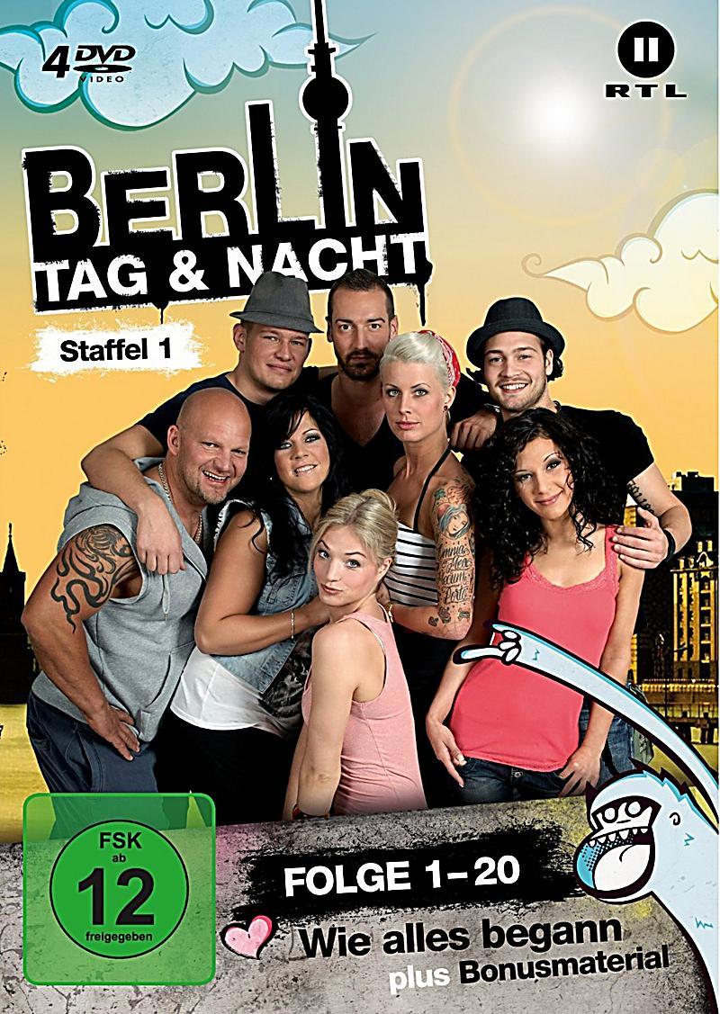 Berlin Tag Und Nacht Marcel