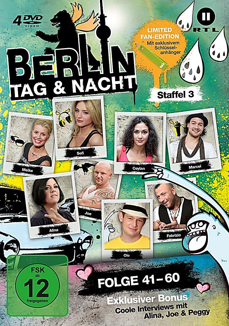 Berlin – Tag & Nacht Rollen