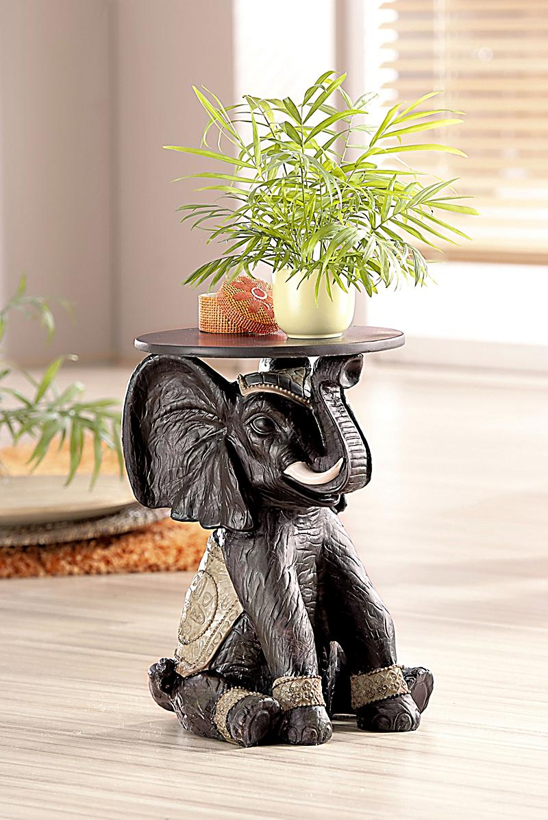 Redirecting to artikel deko trends blumenhocker elefant for Beistelltisch elefant