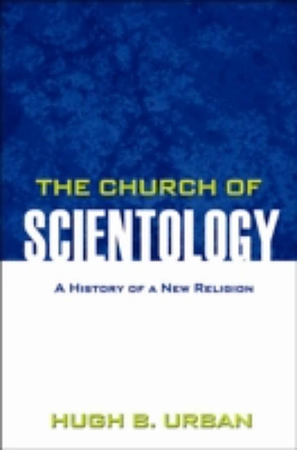 scientology dissertation