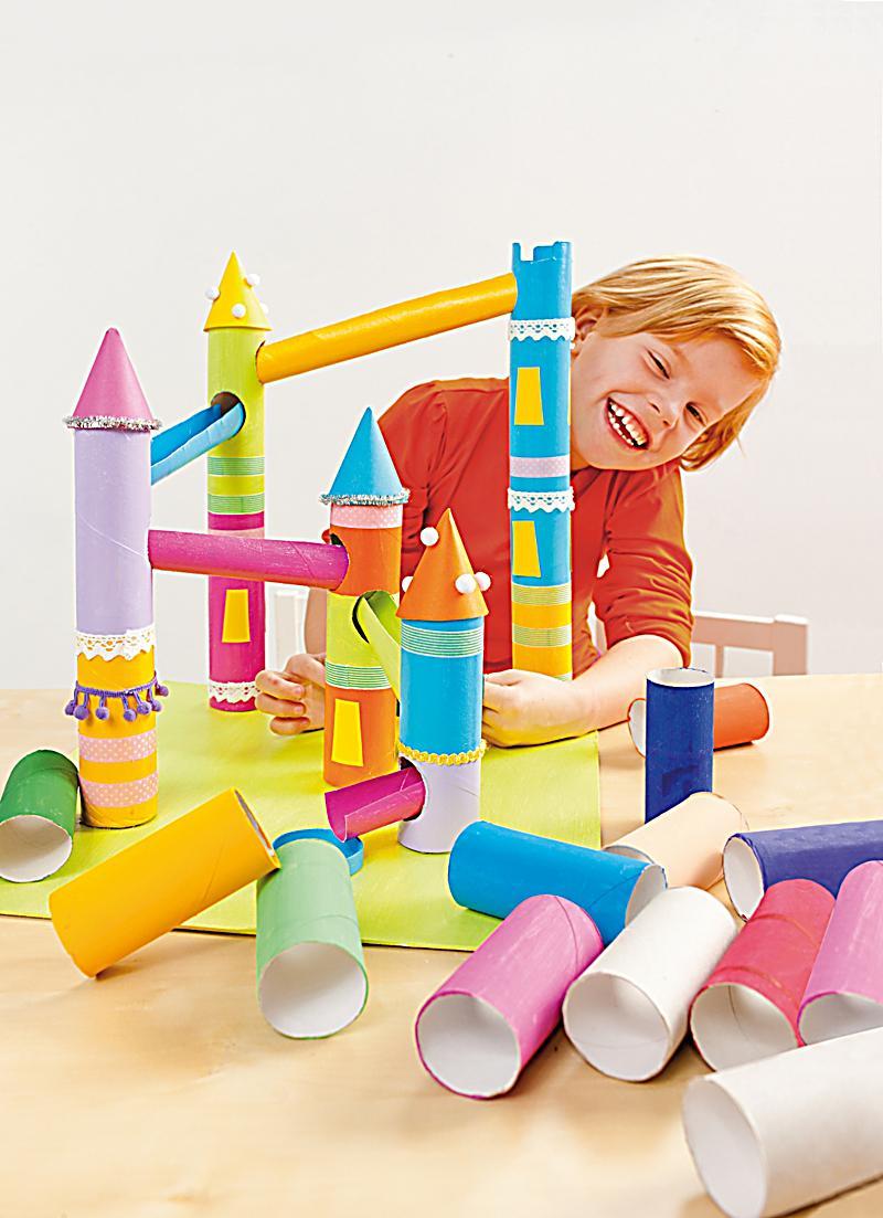 Schloss Bauen Spiel