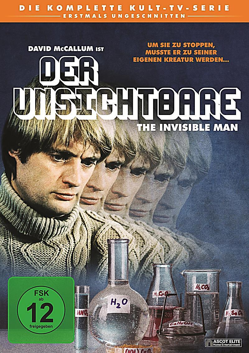 Der Unsichtbare Mann Film