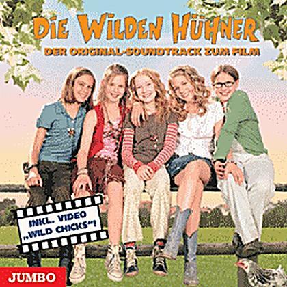 Die wilden hühner der original soundtrack zum film various ost