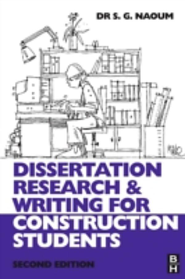 Dissertation Writing For Construction