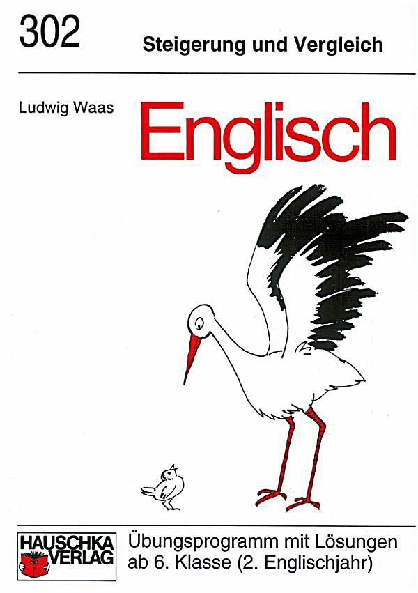 Englisch steigerung und vergleich ludwig waas schulbücher