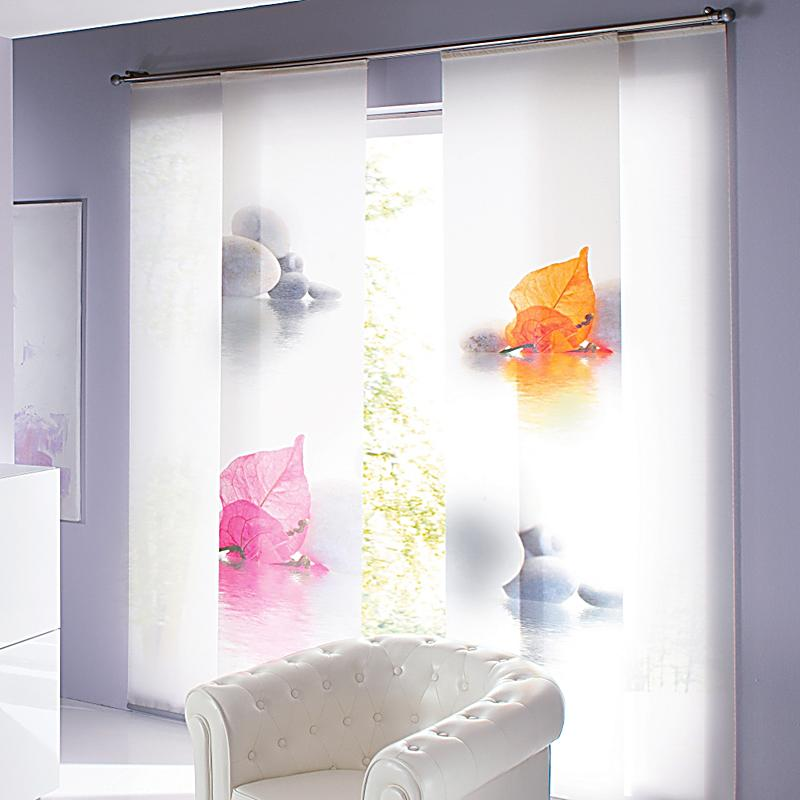 redirecting to suche fotoprint schiebevorhang uni creme. Black Bedroom Furniture Sets. Home Design Ideas