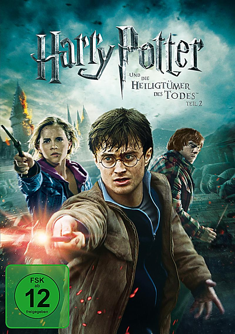 Harry Potter 8 Teil