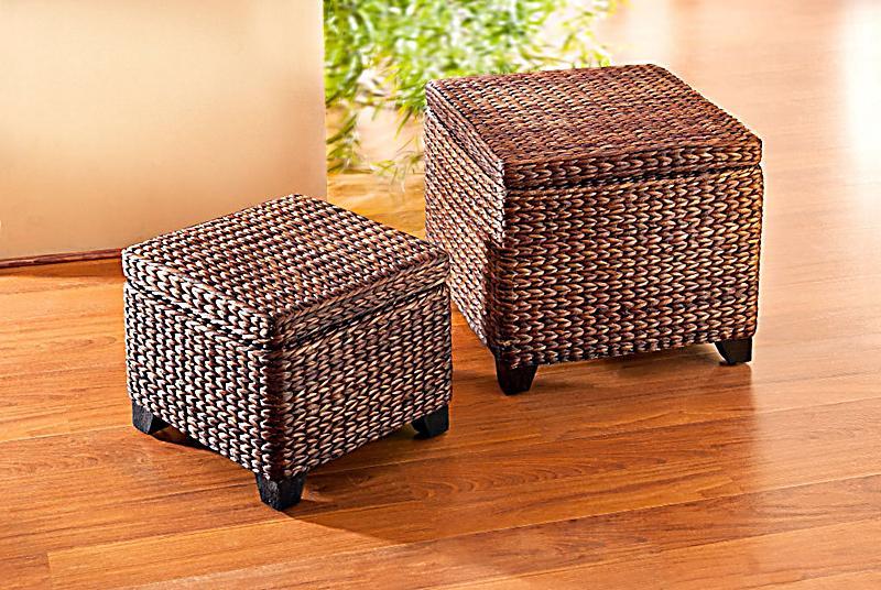 redirecting to artikel deko trends hocker aus naturgeflecht 2er set 16716572 1. Black Bedroom Furniture Sets. Home Design Ideas