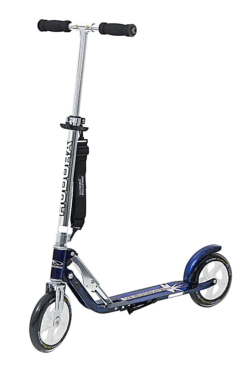 "Kidoh! Hudora Scooter ""Big Wheel LB 205\"", blau"