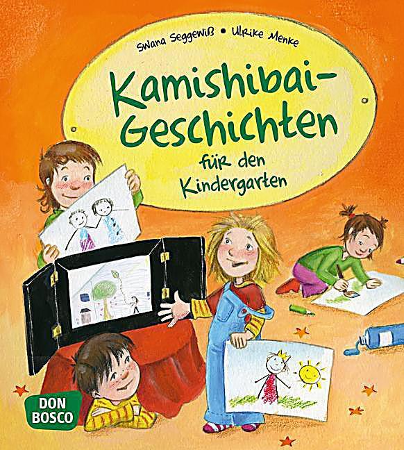 Kamishibai geschichten für den kindergarten swana seggewiß ulrike
