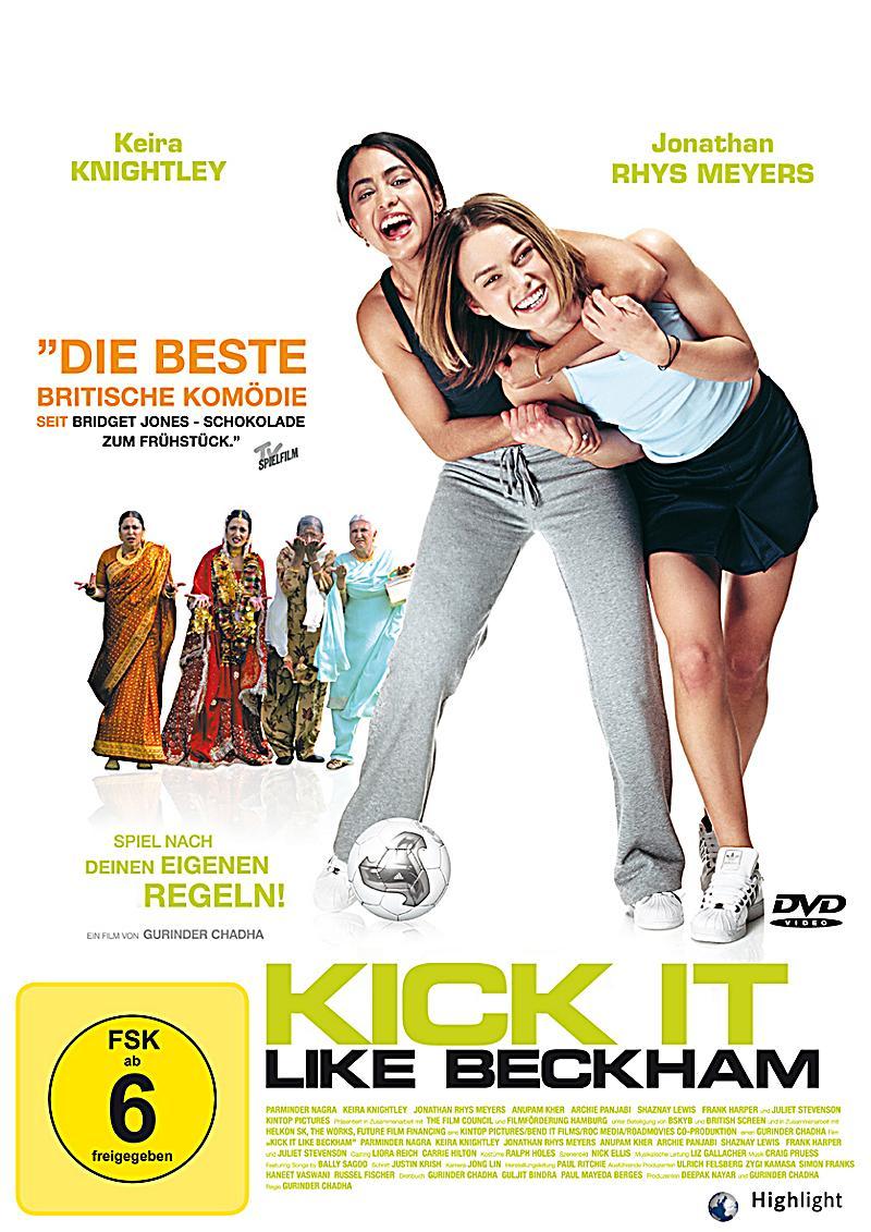 Kick It Like Beckham Film