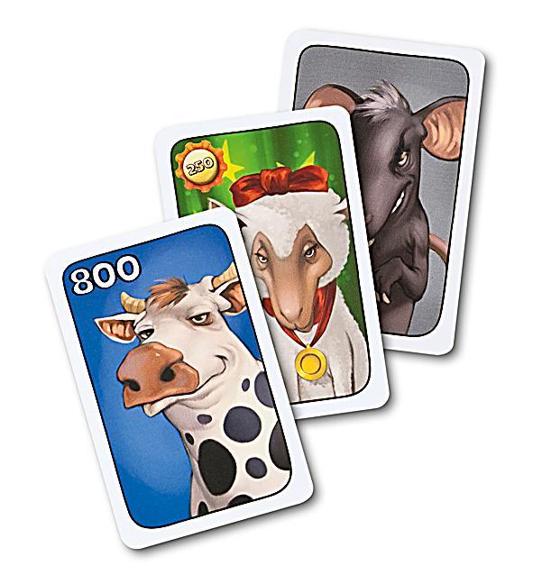 Kuhhandel Kartenspiel