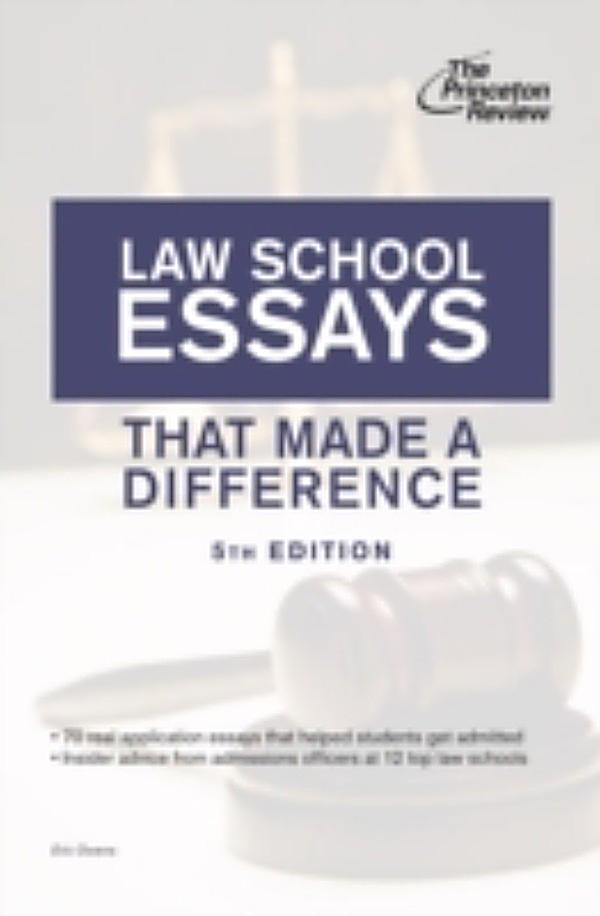Law school essay review service