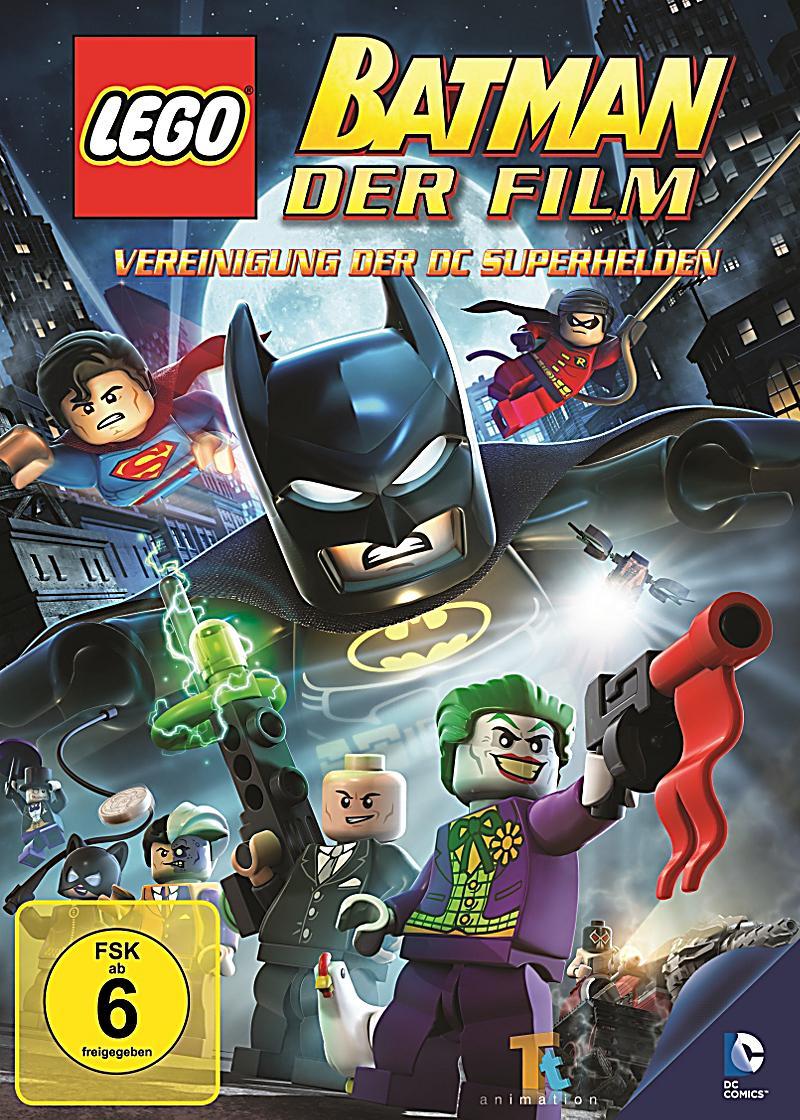 Batman Der Film Vereinigung Der Dc Superhelden