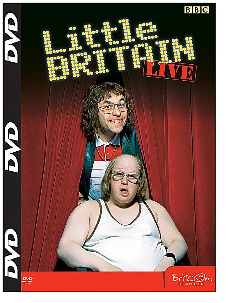 narrator little britain