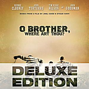 o brother where art thou soundtrack deluxe edition  Brother, Where Art Thou?,