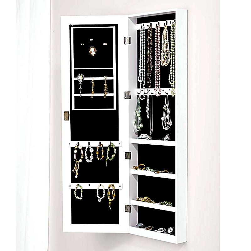 redirecting to artikel deko trends schmuckschrank spiegel mit led beleuchtung 18356625 1. Black Bedroom Furniture Sets. Home Design Ideas