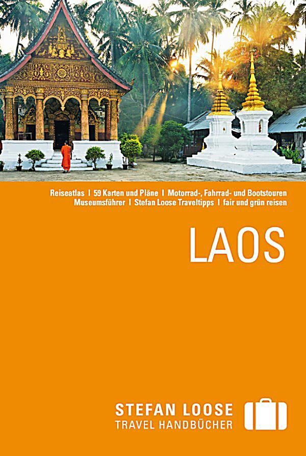 Laos Reisebuch, Stefan Loose