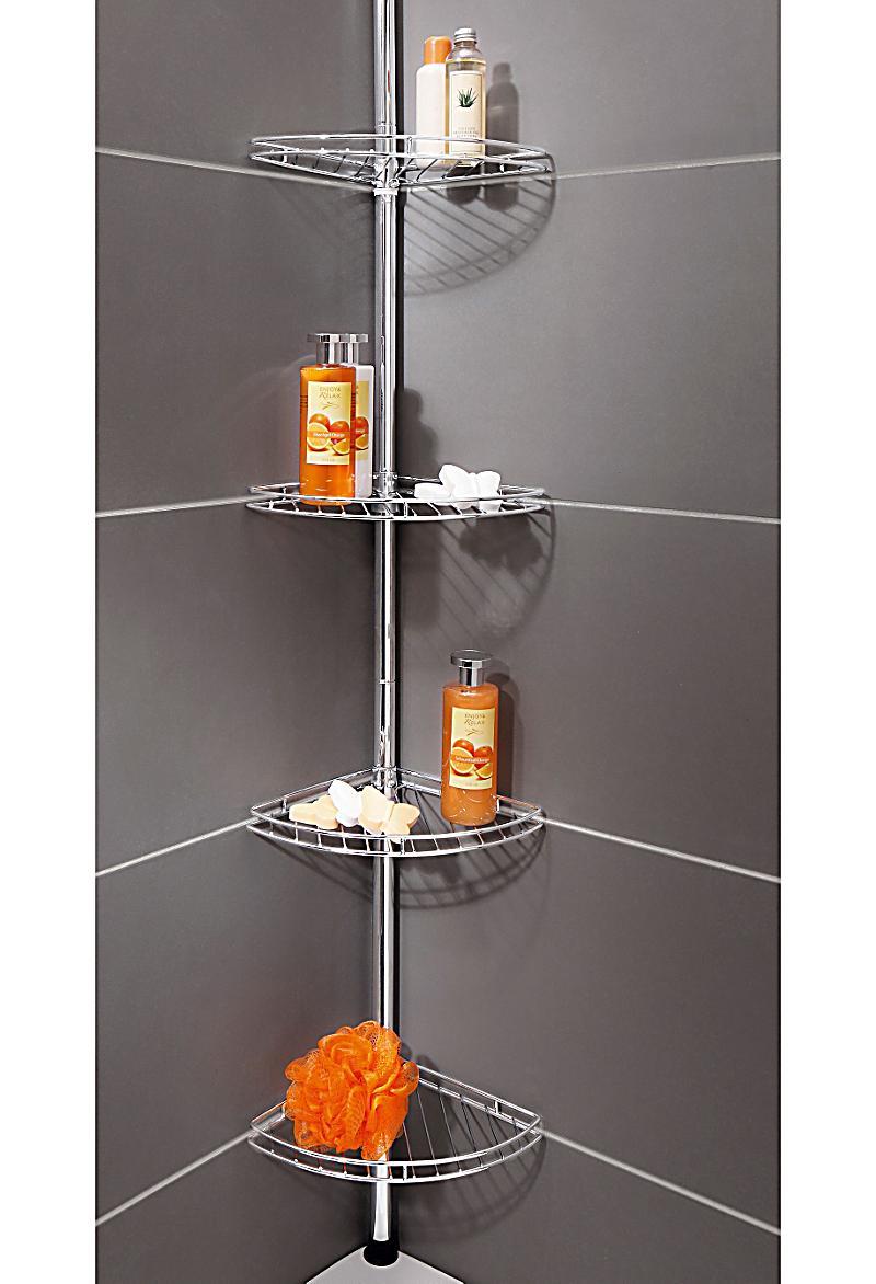 redirecting to artikel deko trends teleskop duschregal. Black Bedroom Furniture Sets. Home Design Ideas