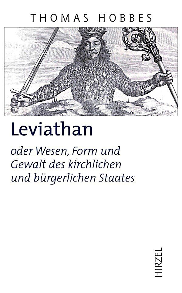an analysis of thomas hobbes leviathan