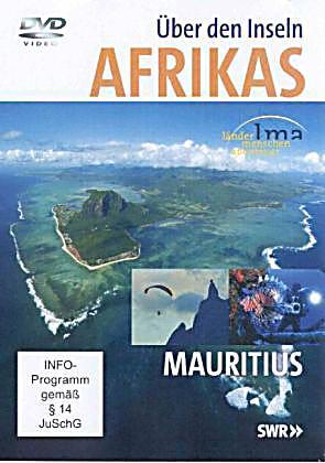 Über den Inseln Afrikas Mauritius