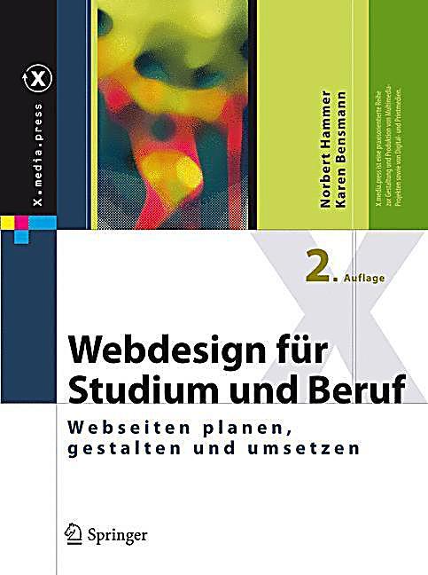 Webdesign für studium und beruf norbert hammer karen bensmann