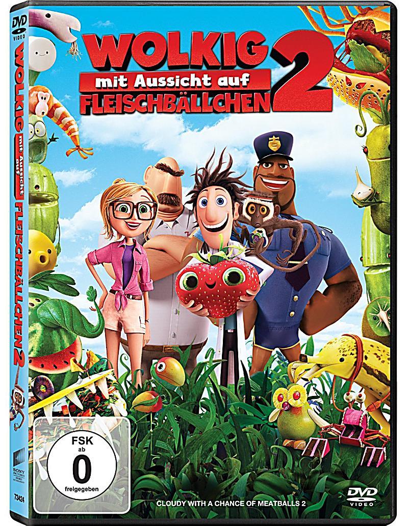 Wolkig Mit Aussicht Auf Fleischbällchen 2 Kinox.To