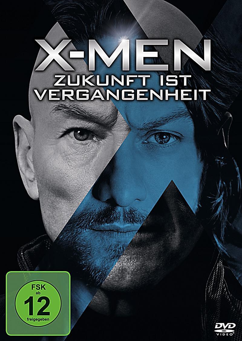 X-Men Vergangenheit Ist Zukunft