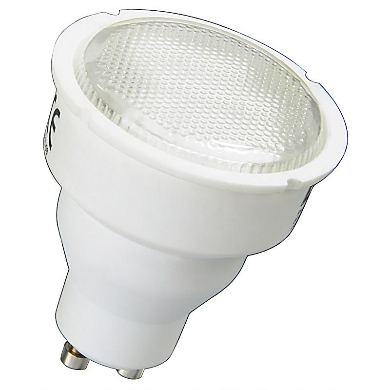 xavax energiesparlampe 7w gu10 reflektor. Black Bedroom Furniture Sets. Home Design Ideas