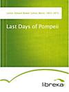 9783655015087 - Last Days of Pompeii - Книга