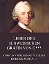 9783849615260 - Leben der schwedischen Gräfin von G*** - Livre