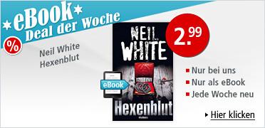 eBook Deal der Woche: Neil White, Hexenblut