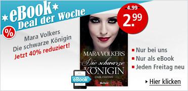 eBook Deal der Woche: Mara Volkers - Die schwarze Königin für nur 2.99 EUR statt 4.99 EUR. Sie sparen 40 %!