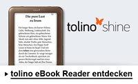 tolino shine - Preis-Leistungs-Sieger bei Stiftung Warentest