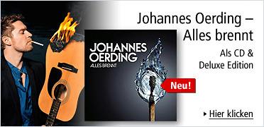 Johannes Oerding - Alles brennt