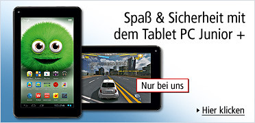 Weltbild Kinder Tablet-PC Junior+