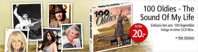 100 Oldies - The Sound Of My Life - 5CD-Box