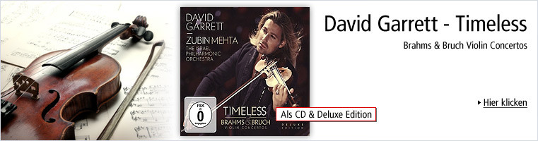 David Garrett - Timeless