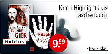 Aktuelle Krimis & Thriller als Taschenbuch-Ausgabe