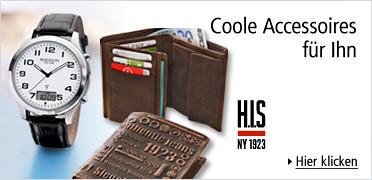 Coole Accessoires für Ihn