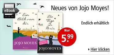 Neues von Jojo Moyes!
