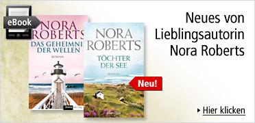 Neues von Lieblingsautorin Nora Roberts