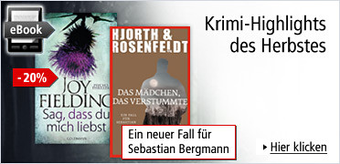 Krimi-Highlights des Herbstes