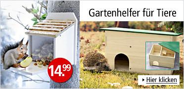 Hilfreich & schön: Futterstation & Co.