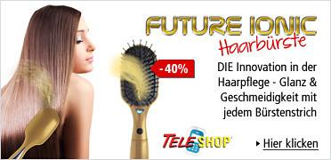 Future ionic Haarbürste