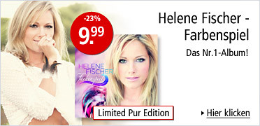 Helene Fischer - Farbenspiel Limited Pur Edition nur 9.99 EUR