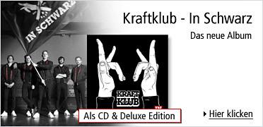 Kraftklub - In Schwarz